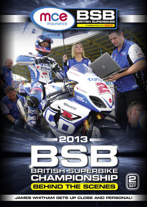 British Superbike: 2013 - Behind the Scenes (2013) (Retail / Rental)