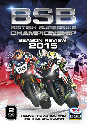 British Superbike: 2015 - Championship Season Review (2015) (Retail / Rental)