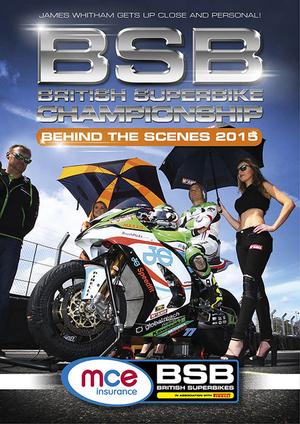 British Superbike: 2015 - Behind the Scenes (2015) (Retail / Rental)