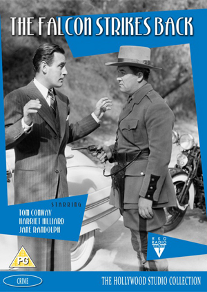 The Falcon Strikes Back (1943) (Restored) (Retail / Rental)