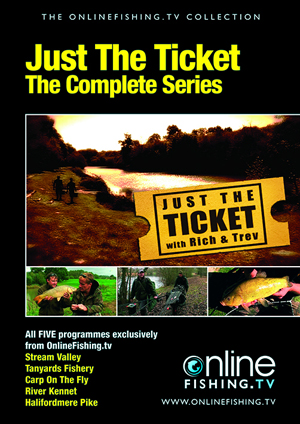 Just the Ticket: The Complete Series (Retail / Rental)