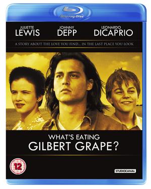 What's Eating Gilbert Grape? (1993) (Blu-ray) (Retail / Rental)