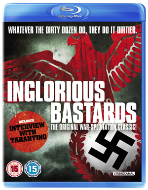 Inglorious Bastards (1978) (Blu-ray) (Retail / Rental)