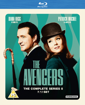 The Avengers: The Complete Series 5 (1967) (Blu-ray) (Retail / Rental)