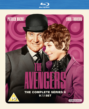 The Avengers: The Complete Series 6 (1967) (Blu-ray) (Retail / Rental)