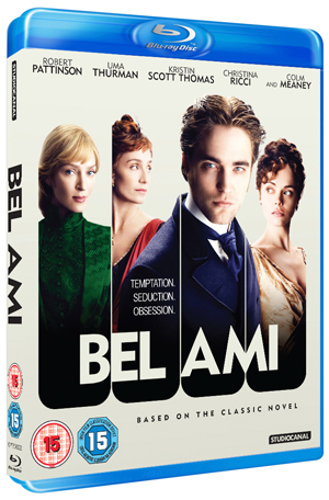 Bel Ami (2011) (Blu-ray) (Retail Only)