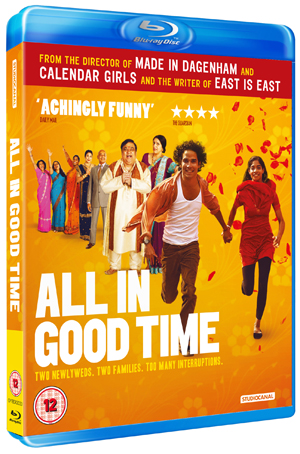 All in Good Time (2012) (Blu-ray) (Retail Only)
