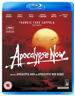 Apocalypse Now/Apocalypse Now Redux (1979) (Blu-ray) (Retail / Rental)