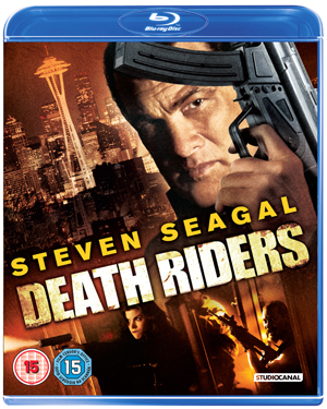 Death Riders (2012) (Blu-ray) (Retail / Rental)