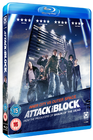 Attack the Block (2011) (Blu-ray) (Retail Only)