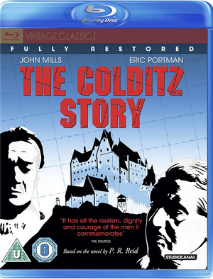 The Colditz Story (1954) (Blu-ray) (70th Anniversary Edition) (Retail / Rental)