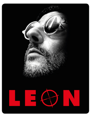 Leon (1995) (Blu-ray) (Steel Book) (Retail Only)