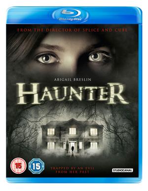 Haunter (2013) (Blu-ray) (Retail / Rental)