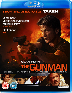 The Gunman (2015) (Blu-ray) (Retail Only)