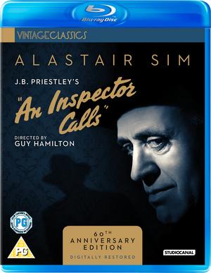 An Inspector Calls (1954) (Blu-ray) (60th Anniversary Edition) (Retail / Rental)