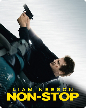 Non-Stop (2013) (Blu-ray) (Steel Book) (Retail Only)