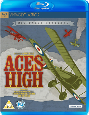 Aces High (1976) (Blu-ray) (Digitally Restored) (Retail / Rental)