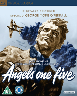 Angels One Five (1952) (Blu-ray) (Retail / Rental)