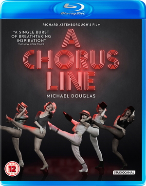 A Chorus Line (1985) (Blu-ray) (30th Anniversary Edition) (Retail / Rental)