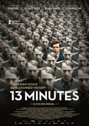 13 Minutes (2015) (Blu-ray) (Pulled)