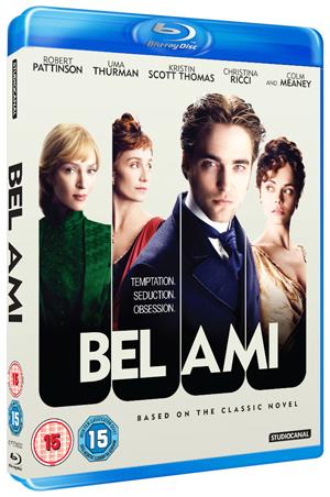 Bel Ami (2011) (Blu-ray) (Rental)
