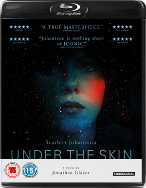 Under the Skin (2013) (Blu-ray) (Rental)