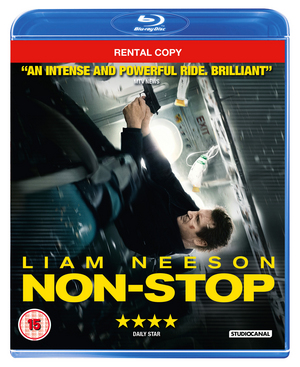 Non-Stop (2013) (Blu-ray) (Rental)