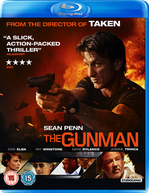 The Gunman (2015) (Blu-ray) (Rental)