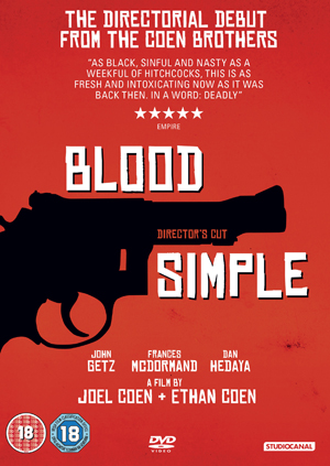 Blood Simple: Director's Cut (1983) (Retail / Rental)