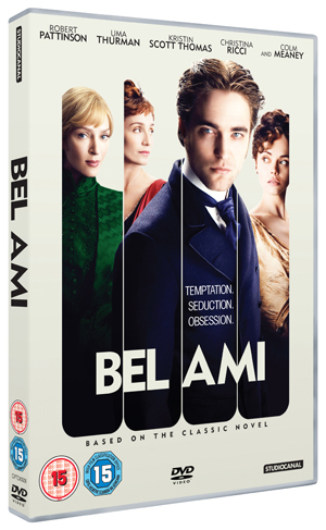 Bel Ami (2011) (Retail Only)