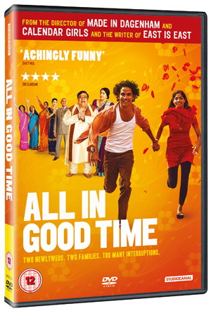 All in Good Time (2012) (Retail Only)