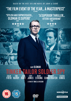 Tinker Tailor Soldier Spy (2011) (Retail Only)