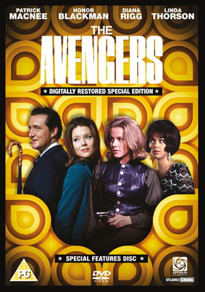The Avengers: Special Features Disc (1968) (Pulled)