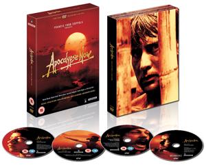 Apocalypse Now/Apocalypse Now Redux/Hearts of Darkness (1979) (Digitally Restored) (Retail / Rental)