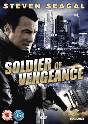 Soldier of Vengeance (2012) (Retail Only)