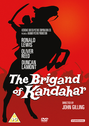 The Brigand of Kandahar (1965) (Retail / Rental)
