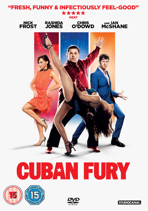 Cuban Fury (2013) (Retail Only)