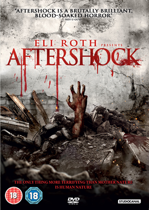 Aftershock (2012) (Retail Only)