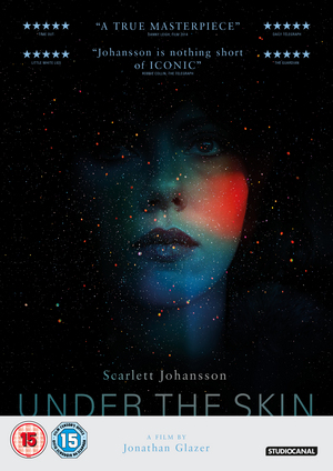 Under the Skin (2013) (Retail Only)