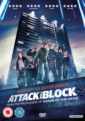 Attack the Block (2011) (Retail Only)