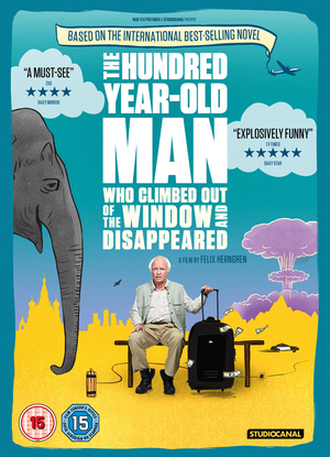 The 100-year-old Man Who Climbed Out the Window and Disappeared (2013) (Retail Only)