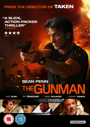 The Gunman (2015) (Retail Only)