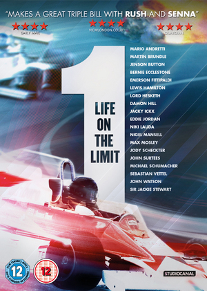 1: Life On the Limit (2013) (Retail / Rental)