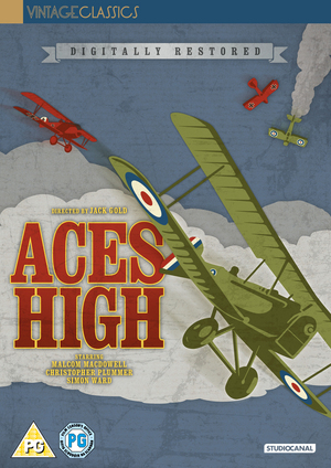 Aces High (1976) (Digitally Restored) (Retail / Rental)