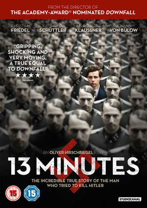 13 Minutes (2015) (Retail / Rental)
