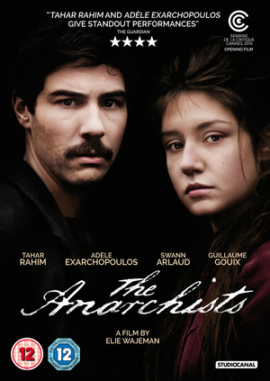 The Anarchists (2015) (Retail / Rental)