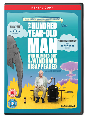 The 100-year-old Man Who Climbed Out the Window and Disappeared (2013) (Rental)