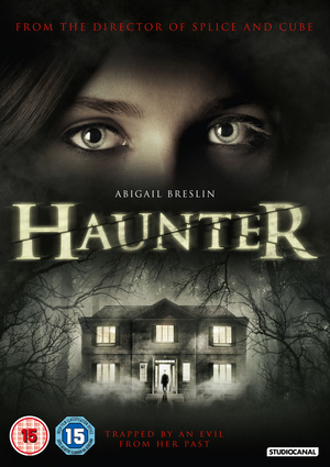 Haunter (2013) (Rental)