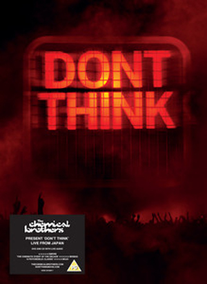 The Chemical Brothers: Don't Think (2011) (with CD) (Deleted)