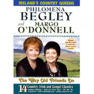 Ireland's Country Queens - Philomena Begley and Margo O'Donnell (Retail Only)